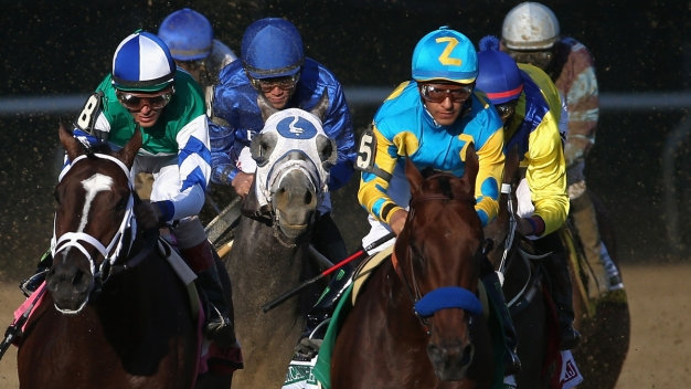 American Pharoah Burned Up Last Quarter Mile