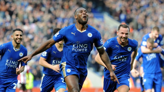 Leicester Wins First Premier League Title