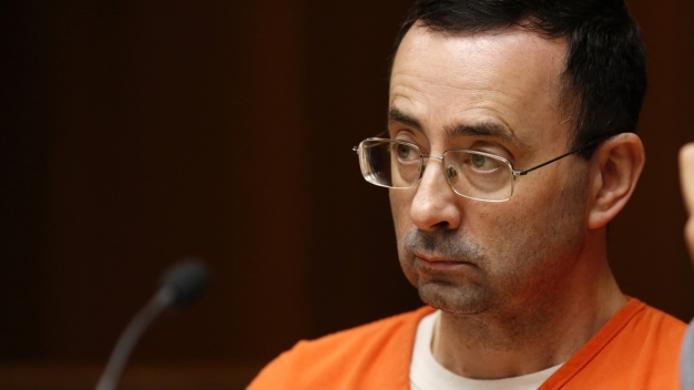 Gymnastics Doctor Facing at Least 25 Years in Prison: Source