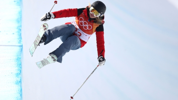 Controversial Skier Labeled 'Worst Olympian Ever' Hits Back
