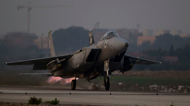 Israel Launches Airstrikes on Gaza After Rocket Attack