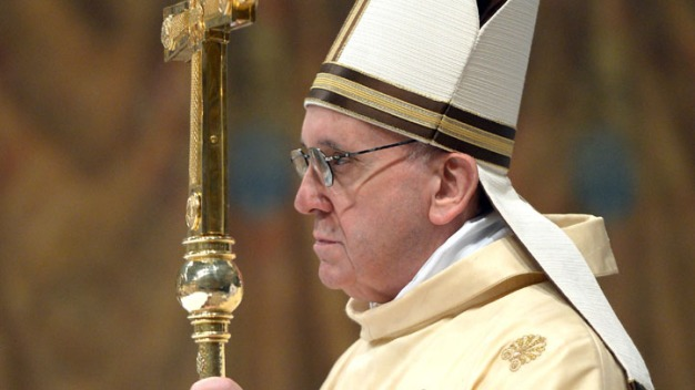Live Coverage of Francis' Inauguration Tuesday}
