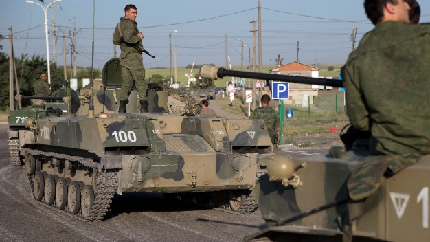 Mounting Evidence Suggests Russia Is Fighting in Ukraine