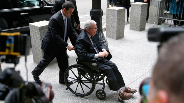 Prison Soon Officially Over for Dennis Hastert