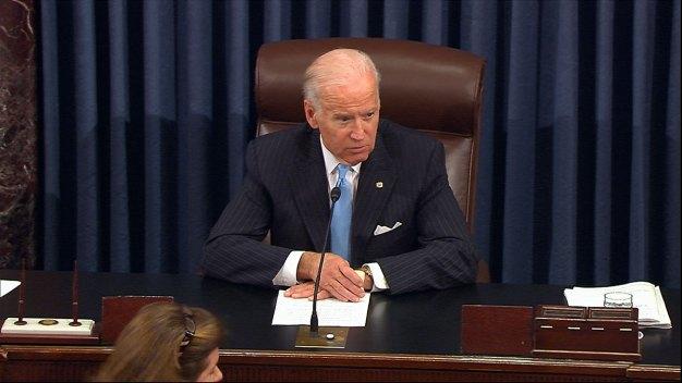 Biden Emotional at Cancer Funding Bill Partly Named for Son