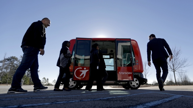 Atlanta, Other Cities Eye Test Tracks for Self-Driving Cars