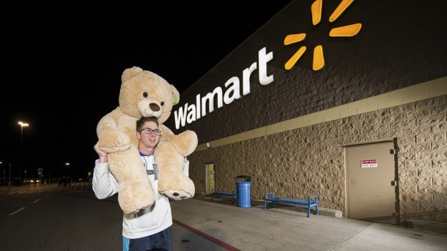 Walmart Dropping Hyphen From Its Legal Name in Shift to Web
