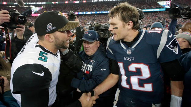 Jaguars Collapse Seals Patriots' 10th Trip to Super Bowl