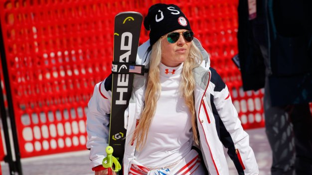 Twitter Haters Await Vonn Race Ready to Spew More Venom