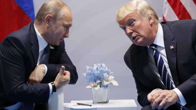 Trump Congratulates Putin, Gets Backtalk From Republicans