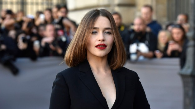 Esquire's Sexiest Woman Alive Is Emilia Clarke