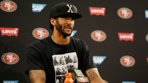 Kaepernick Decision Not to Stand for Anthem Gets NFL Talking