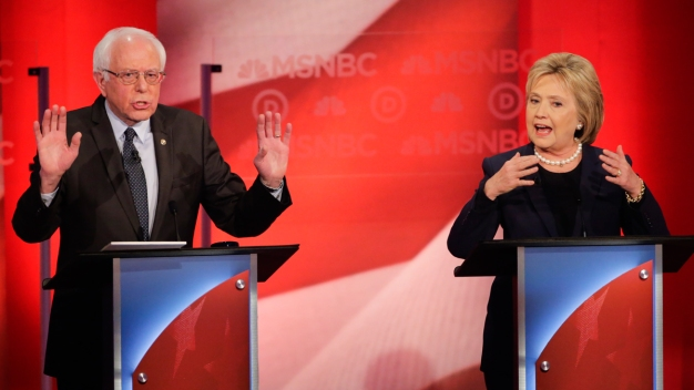 Clinton, Sanders to Debate in Wisconsin