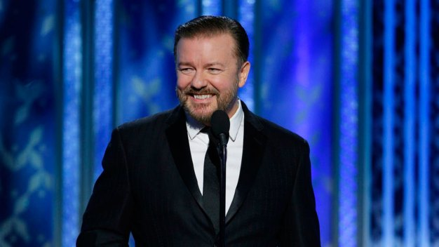 Ricky Gervais Donates $20K to Chicago Charities
