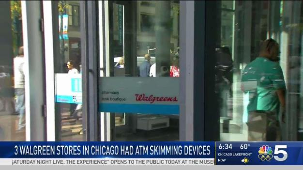 ATM Skimmers Found at Chicago Walgreens Locations
