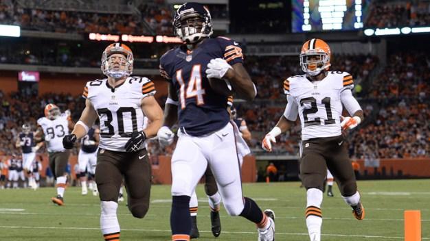 Santonio Holmes Looms Large in Bears Loss