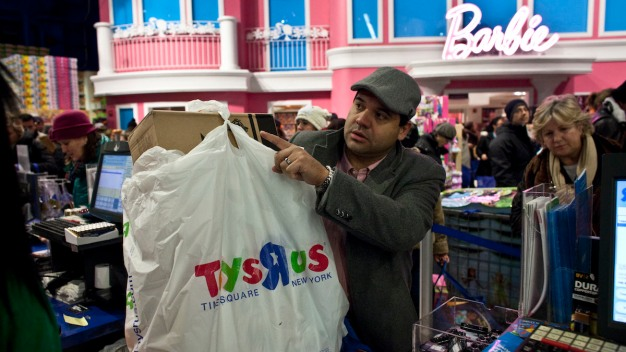 Toys R Us Files for Bankruptcy But Keeps Stores Open