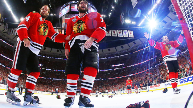 13 Blackhawks Set to Play in World Cup of Hockey This Summer