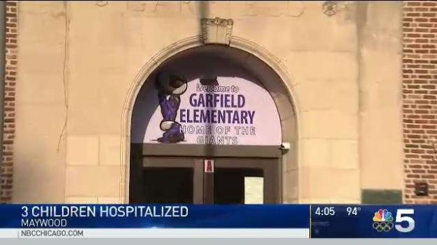 Garfield Park Students Sickened After Ingesting Substance