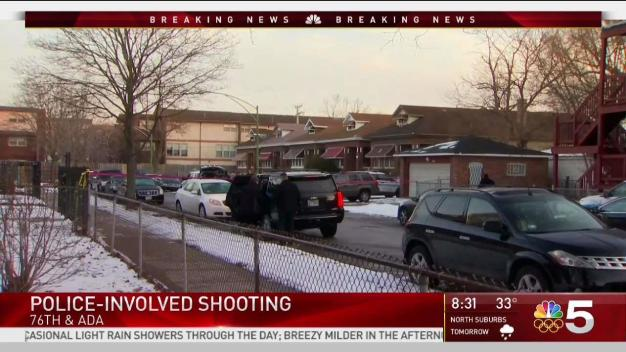 Chicago Police Involved in Shooting