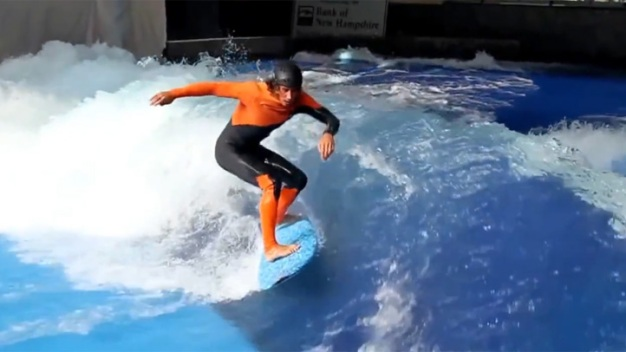 Simulated Surf Park Planned for Montrose Beach