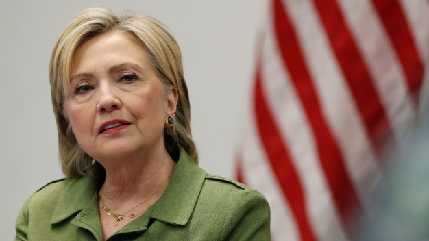 Clinton Receives 1st Classified Security Briefing as Nominee
