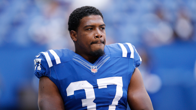 Former Colts RB Dies After Accidentally Shooting Himself