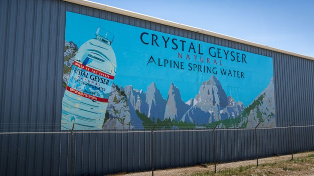 Crystal Geyser Charged With Illegal Toxic Waste Disposal