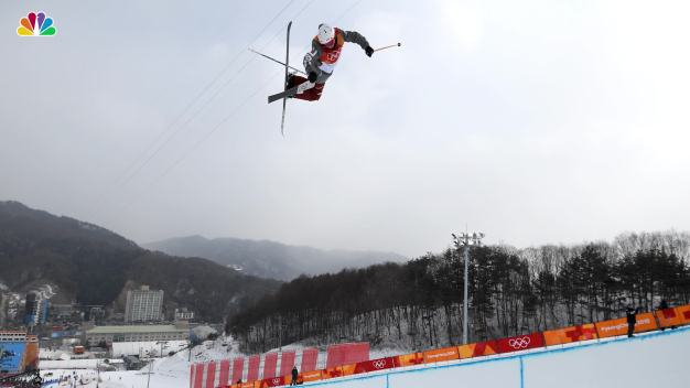 Americans Take the Top 2 Spots in Halfpipe