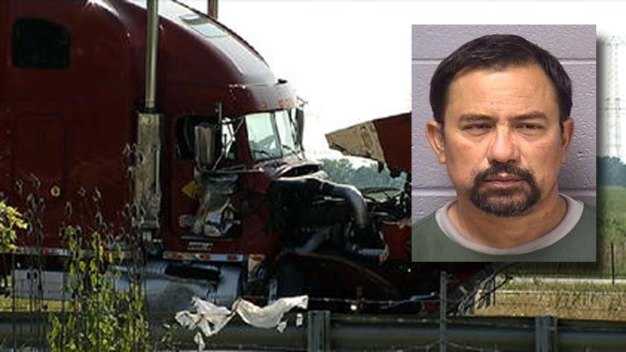Truck Driver Charged in Fatal I-55 Chain Reaction Crash