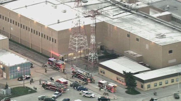 911 Recordings Released From Air Control Center Fire