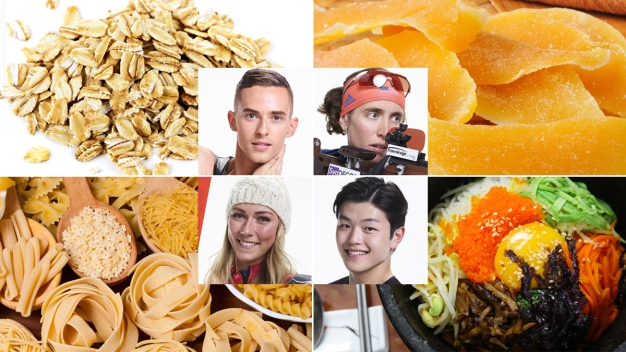 The Deliciously Colorful, Surprising Fave Foods of Team USA