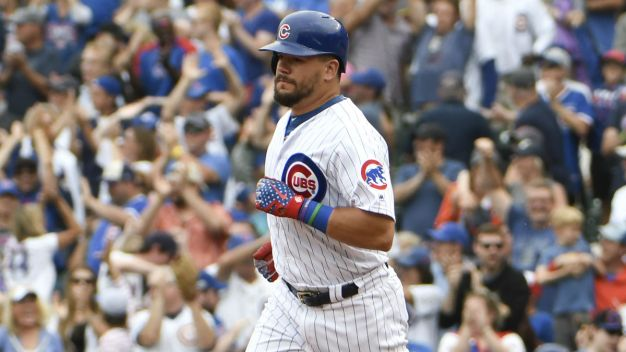 Cubs Thump Cardinals Thanks to Schwarber, Quintana