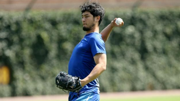 Darvish Set to Make South Bend Rehab Start