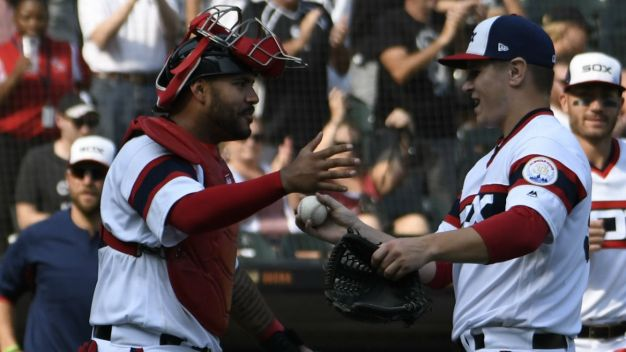 White Sox Storm Back, Win After Early Deficit
