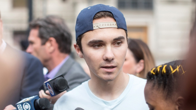 Parkland Shooting Survivor David Hogg Headed to Harvard