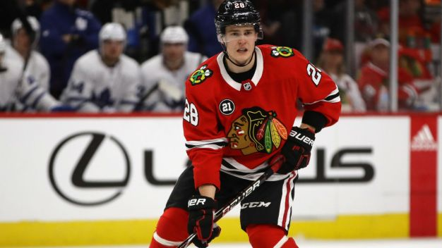 Coyotes vs. Blackhawks Game Preview