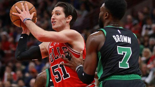 Bulls Make History in Blowout Loss to Celtics