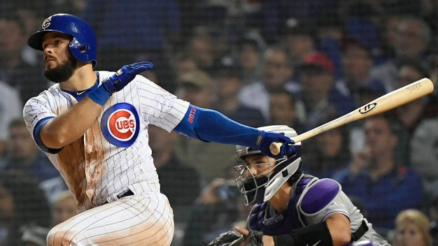 Cubs Recall Bote, Place Holland on Injured List
