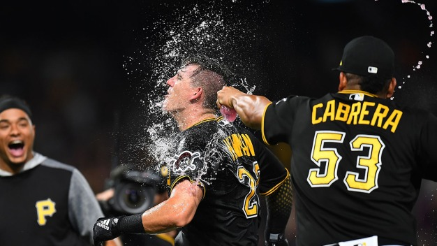 Cubs Lose Again as Pirates Walk it Off