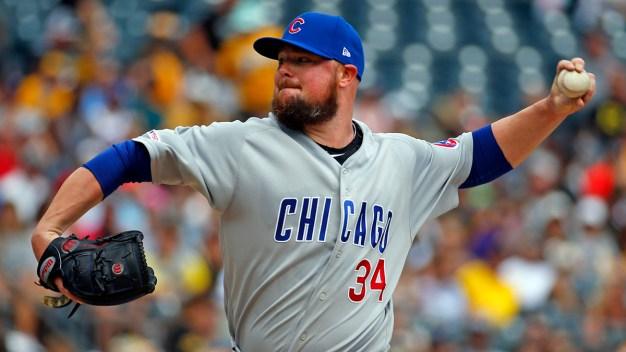 Kris Bryant Home Run Helps Cubs Snap Losing Streak