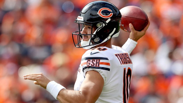 Bears Beat Broncos With Last Second Field Goal