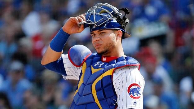 Willson Contreras Draws Interest From Astros: Report