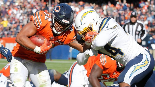 Bears Injury Report: Montgomery, Shaheen Out Thursday