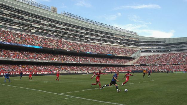 Soldier Field Tabbed as Possible 2026 World Cup Host