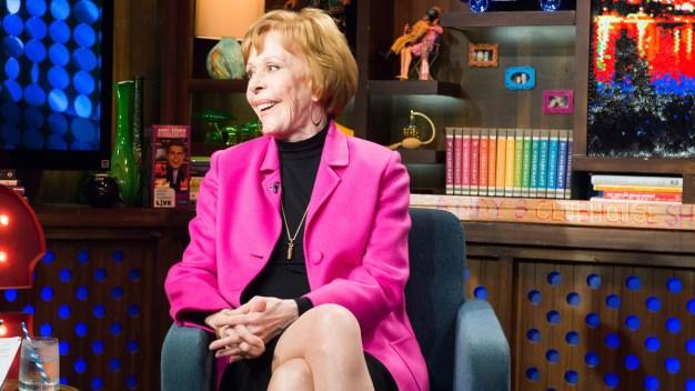 New Golden Globes Honor Named After Carol Burnett