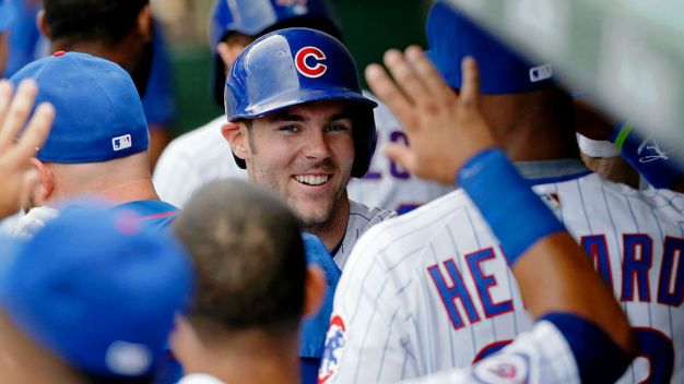 Szczur's Giving Ways Help Another Cubs Teammate