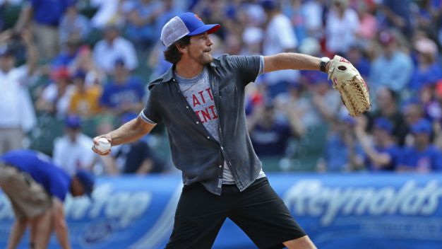 Report: Pearl Jam Set to Return to Wrigley Field