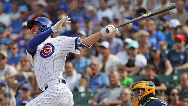 A Look at the Records Kris Bryant Set So Far This Season