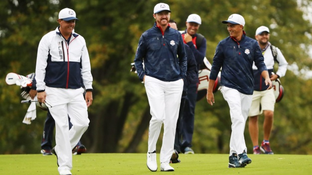 Mickelson Disses Sutton, Boasts About U.S. Ryder Cup Team
